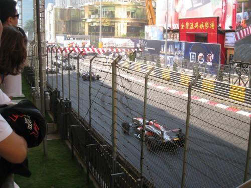 F3 Race